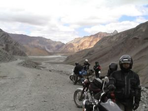 Rush hours, Ladakh