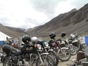 On the road to Ladakh